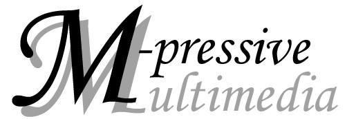 M-Pressive Multimedia